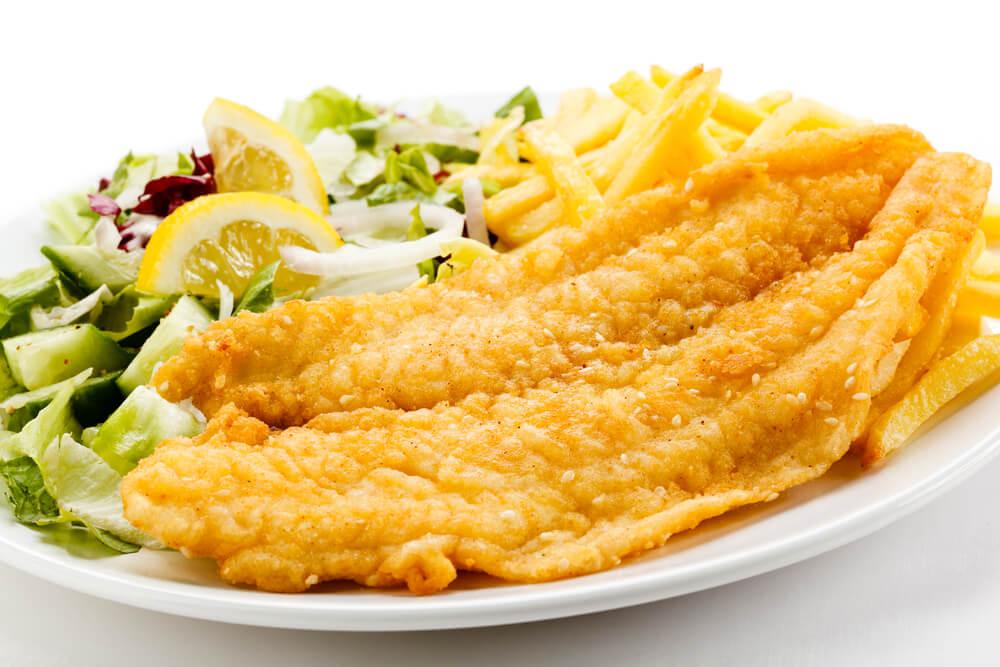 Bob Simms Favorite Fried Fish