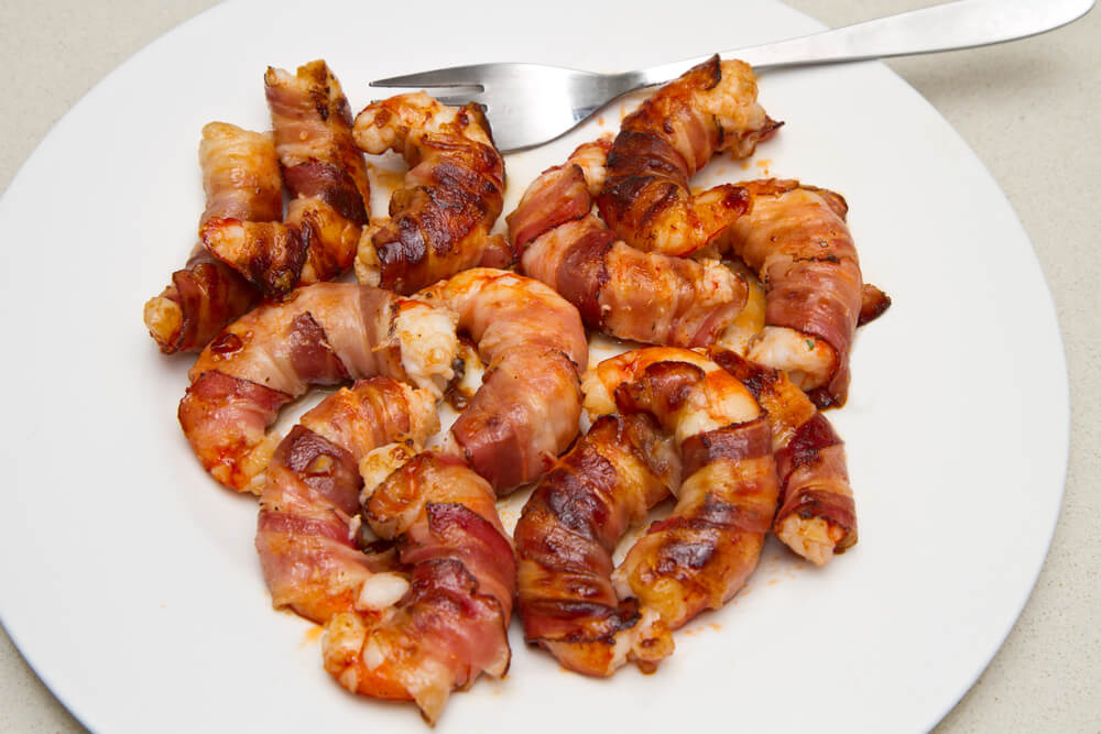 Barbecued Bacon-Wrapped Shrimp - The Sporting ChefThe Sporting Chef