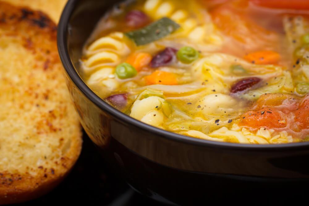 Venistrone Soup