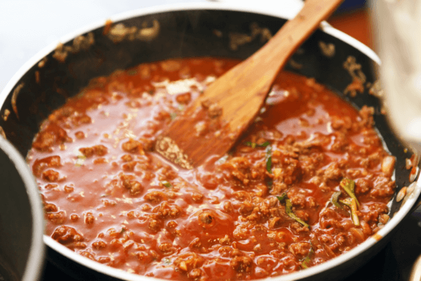 Easy Meat Sauce Recipe For Venision